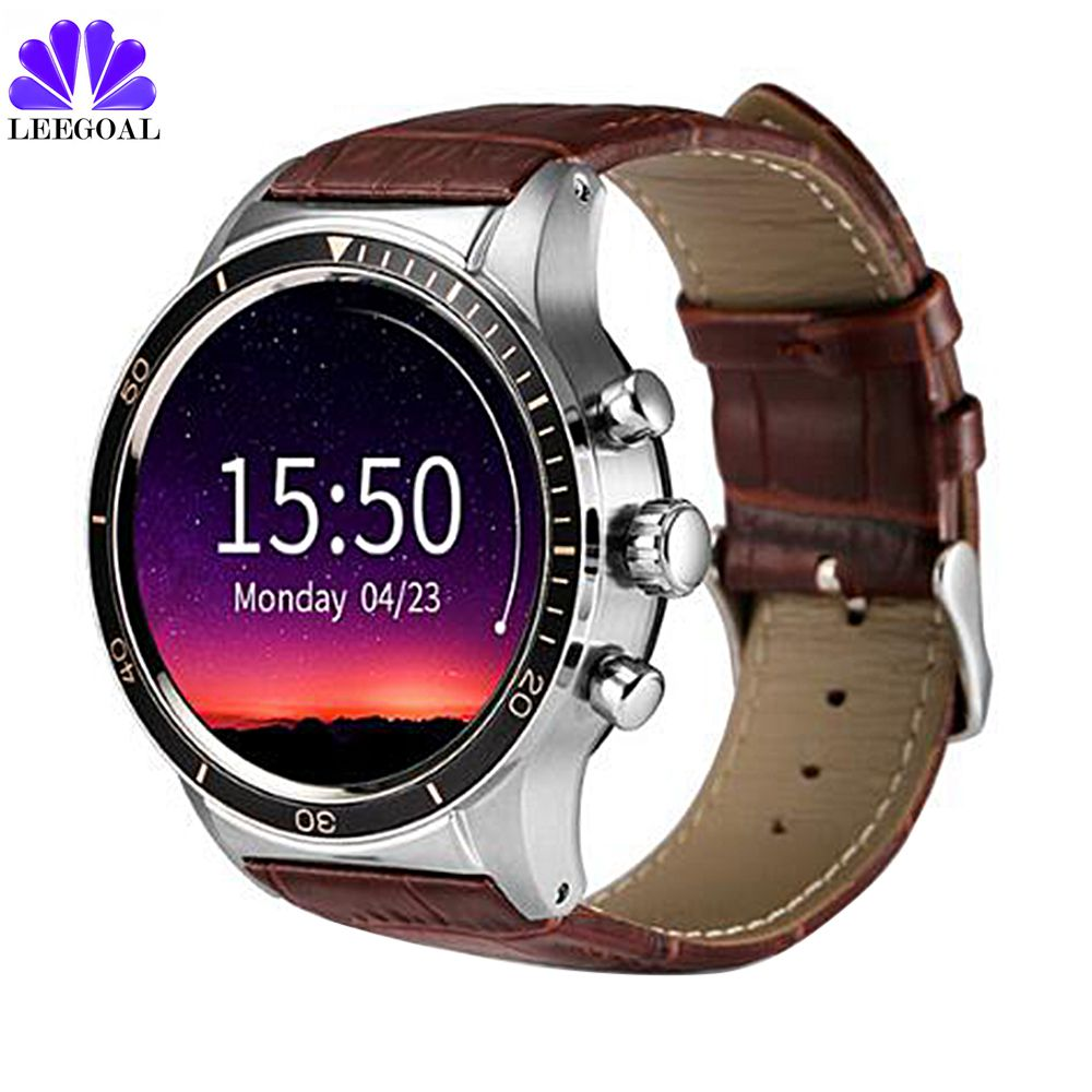 Y3 Smart Watch Bluetooth Heart Rate Monitor 3G wifi Quad core Wristwatch for Android 5.1 Smartphone GPS Intelligent smart Watch