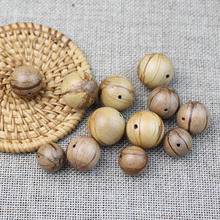 10pcs/lot Chinese Dragon Wood Spacer Beads 15mm 18mm 20mm Hi