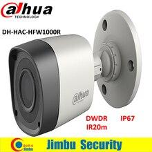 Dahua 1Megapixel 720P Water-proof HDCVI camera IR-Bullet Camera HAC-HFW1000R Lens 3.6mm