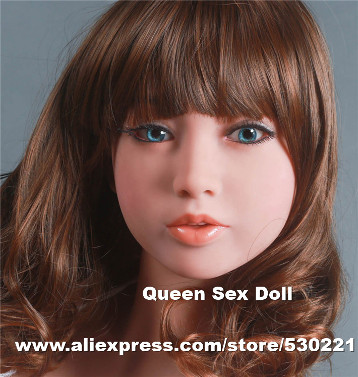 WMDOLL Top quality realistic sex dolls head for silicone doll, oral sex toy, sex tools for men products