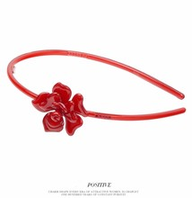 Chaplet 2016 New High Quality Romantic Flower Hairbands Girl Hair Accessories Hair Bands Rhinestone Head Jewelry Free Shipping