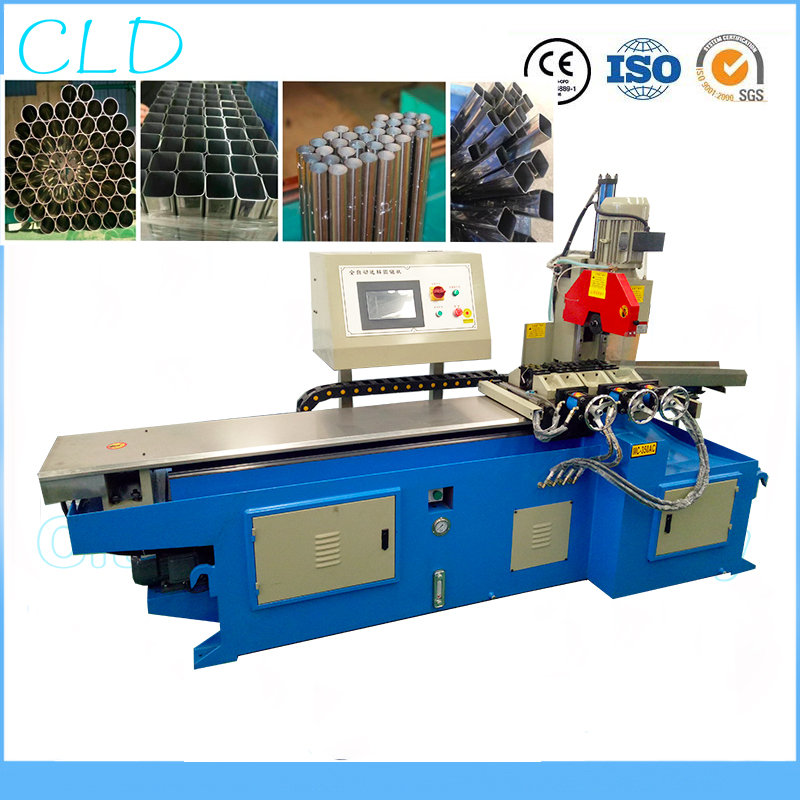 MC350CNC automatic pipe cutting machine cnc circular saw CNC tube cutter with high quality
