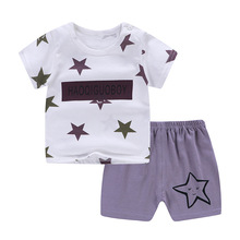 Kids Baby Short Sleeves + Shorts Clothing Outfits
