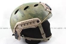 motorcycle helmet Airsoft FAST style PJ Helmet (A-TACS FG) tb470