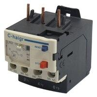 3 поляки AC 9A-13A Термальность перегрузки электрического реле 1 NO 1 NC