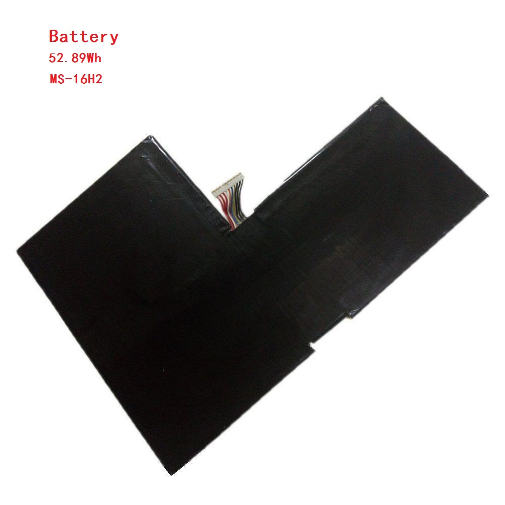 Laptop Battery For MSI 16H2 GS60 2PL 2PC 2PE 2QC 2QD 2QE 6QC 6QE PX60 Series 52.89Wh Genuine BTY-M6F laptop keyboard for msi gp60 2qe 850ne nordic 2qe 852be 2qe 856be belgium 2qe 862jp japan 2qe 871cz czech 2qe 890xtr turkey