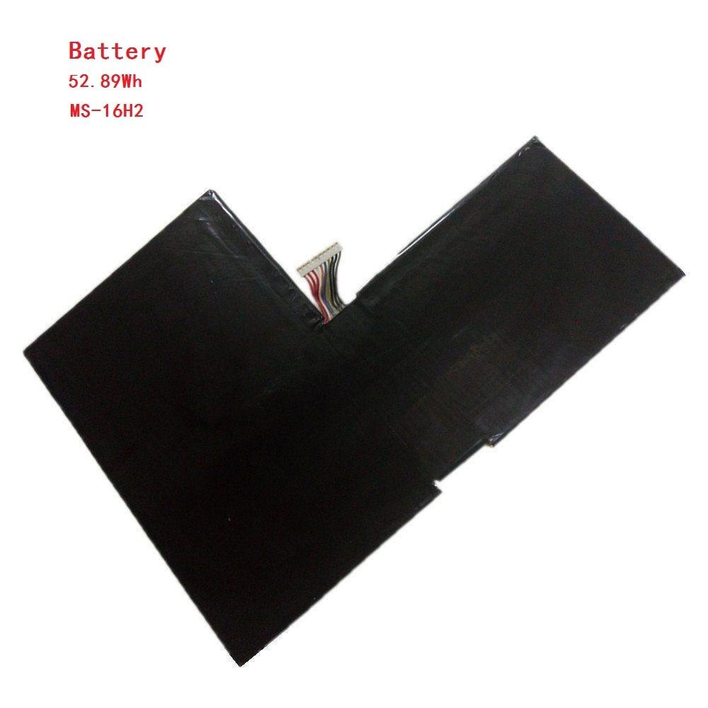 Laptop Battery For MSI 16H2 GS60 2PL 2PC 2PE 2QC 2QD 2QE 6QC 6QE PX60 Series 52.89Wh Genuine BTY-M6F laptop keyboard for msi gs60 2pc 2pe 2pl 2pm 2qc 6qc gs70 2od 2pc 2pe 2qd 2qe 6qc 6qd 6qe onc gt72 gt740 gt740x gx62 6qd ws60