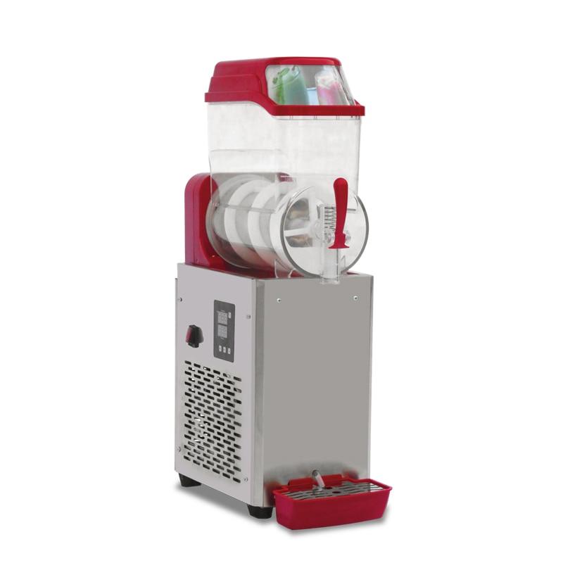 2 бак для ледяной крошки чайник 110 V/220 V Коммерческая Машина Для Оттаивания снега Снежная слякоть машина