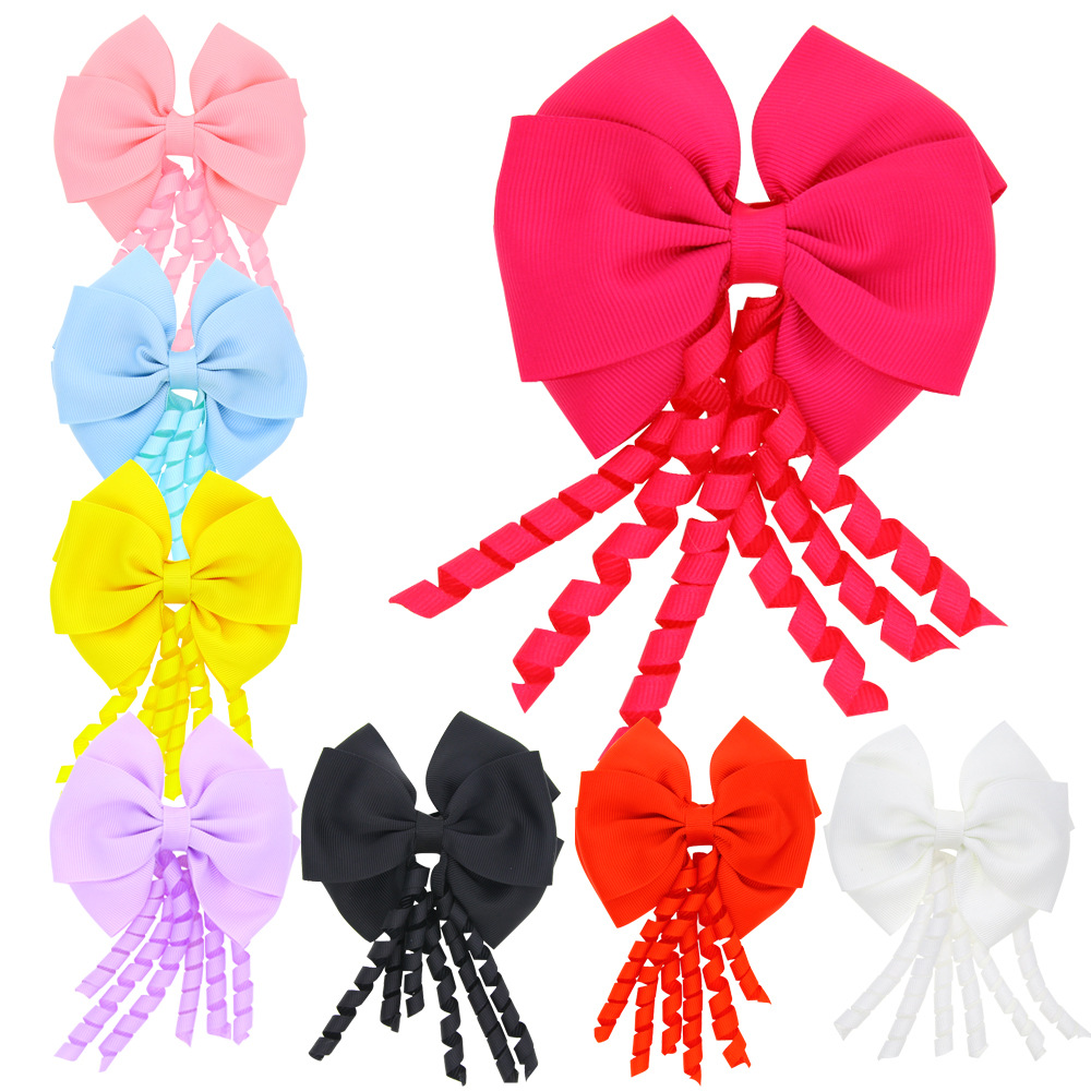 Cheer bow for baby girl Accessories for Baby Hair Accessories Bow Shape Hair Rope Traceless Hair Ring for Girls HeadbandCheer bow for baby girl Accessories for Baby Hair Accessories Bow Shape Hair Rope Traceless Hair Ring for Girls Headband