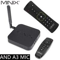 Orijinal MINIX NEO U9-H Android 6.0.1 TV Kutusu Amlogic S912 Octa çekirdek 2G/16G 802.11ac 2.4/5 GHz WiFi 4 K HDR KD17.1 Akıllı TV Kutusu sıçan