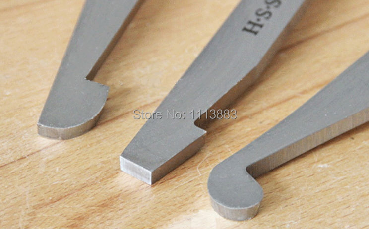 Купить с кэшбэком HSS Side Cutting Scrapers, Woodturning Tools, A2020, A2021 and A2022 for you to choose