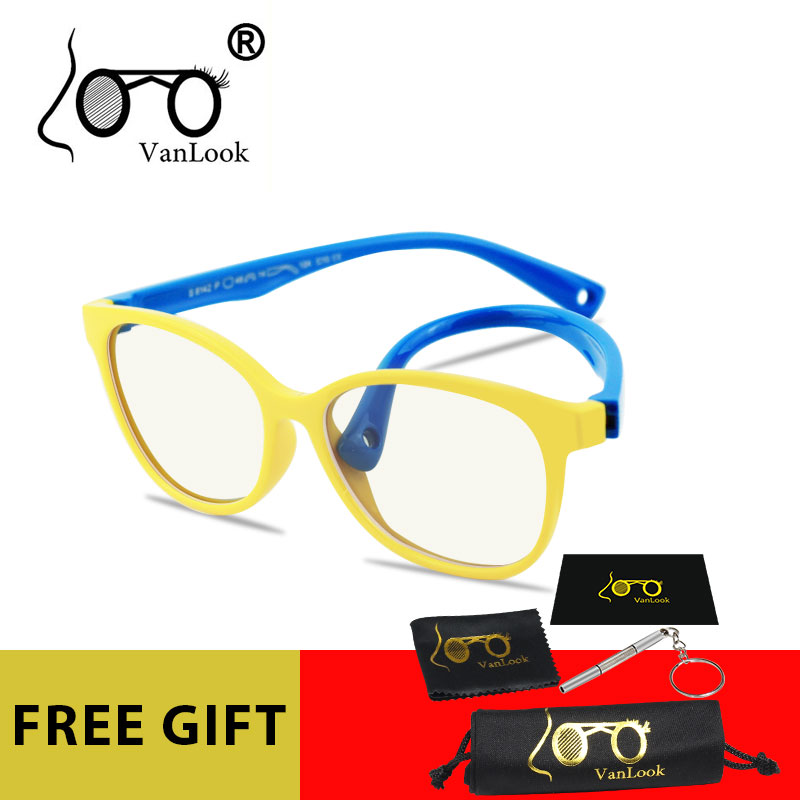 Vanlook Blue Light Blocking Kids Screen Glasses Computer For Kid Boys Girls Children Gaming Lunettes Anti Lumiere Bleue Infantil