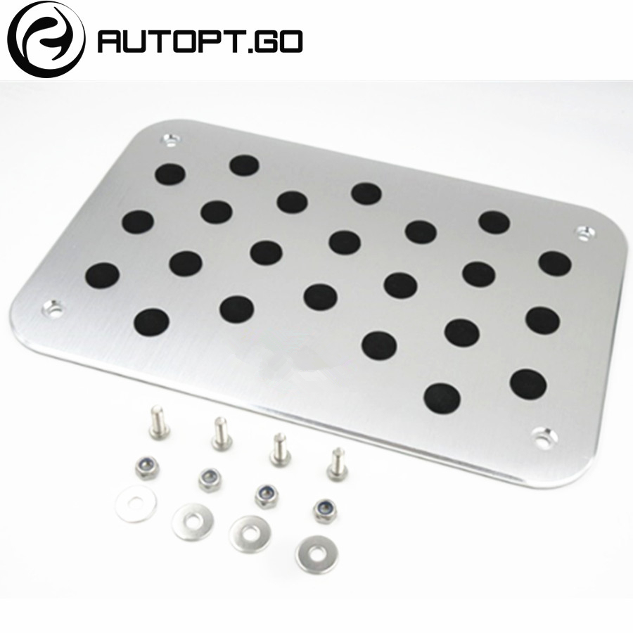 Universal Aluminium Antiskid Foot Floor