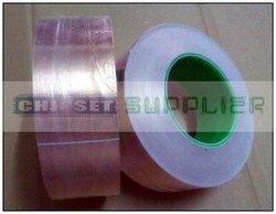 1x 50 мм * 30 м * 0,06 мм 2 стороны проводящая Медная Фольга Клейкая клейкая EMI маскирующая Электромагнитная защита