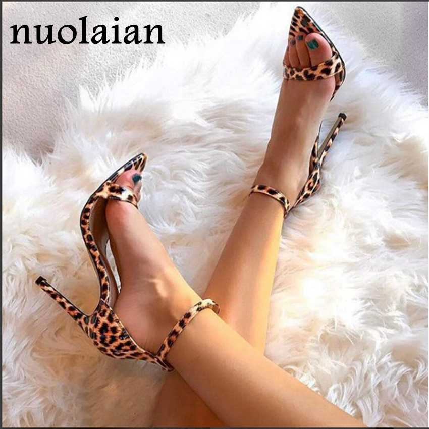 2019 Summer Woman High Heels Sandal Shoes Dress Party Wedding High Heel Shoes Women Platform Pumps Ladies Spring Sandals
