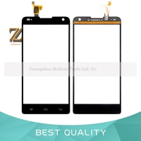 1pcs 5'' For Prestigio Grace X7 PSP7505 Duo Black Touch Screen Glass Front Panel Digitizer Assembly Repair Free Shipping+Tools