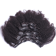Afro Kinky Curly font b Hair b font font b Clip b font font b In