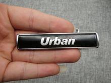 Значки для багажника буквы «urban» автомобилей наклейки bmw
