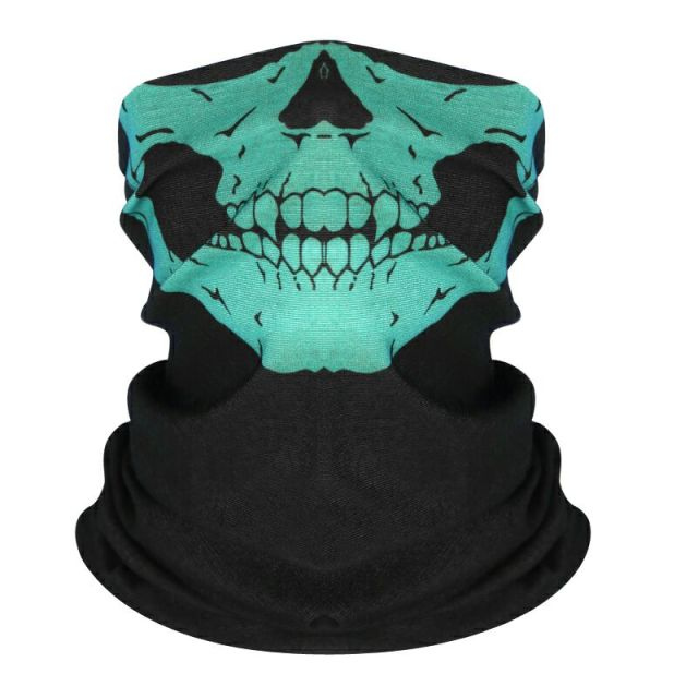 2019 Balaclava Motorcycle Face Shield Breathable Face Mask Motorcycle Multifunctional Moto Half Mask Quick Drying Motor Sjaal 4