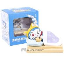 Doraemon держатель для мобильного телефона спящий Doraemon автомобиль домашнее украшение-кукла ПВХ фигурка модель игрушки