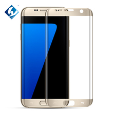 3D Curved For Samsung Galaxy S7 Edge G935F Full coverage Screen Protector Tempered glass Film Protective