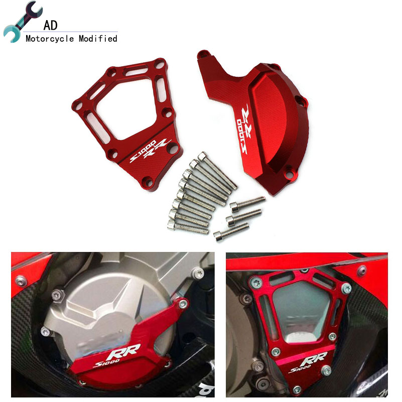 Engine Guard Protection for BMW S1000RR 2009 - 2018 Engine Saver Stator Case Guard Cover Slider Protector Racing Moto Accessory(China)