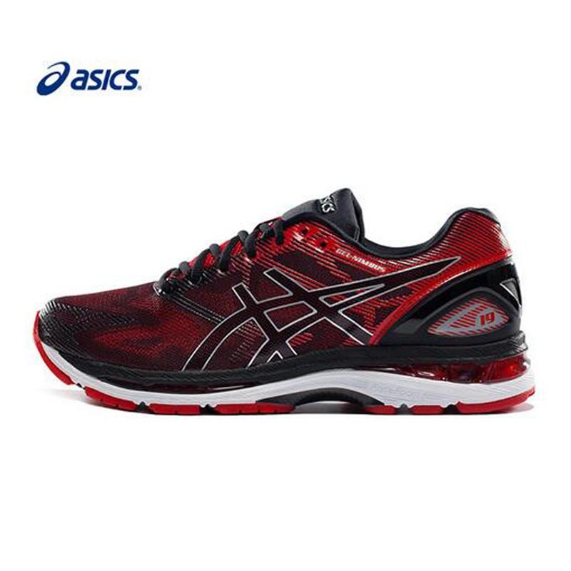 ASICS GEL-NIMBUS 19 Cushioning Sneakers Men Breathable Encapsulated Fencing Fashion Designer Man Shoes T700N-9023