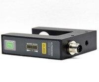 FREE SHIPPING %100 New us 400s Ultrasonic sensor deviation rectification sensor analog ultrasonic electric eye correction