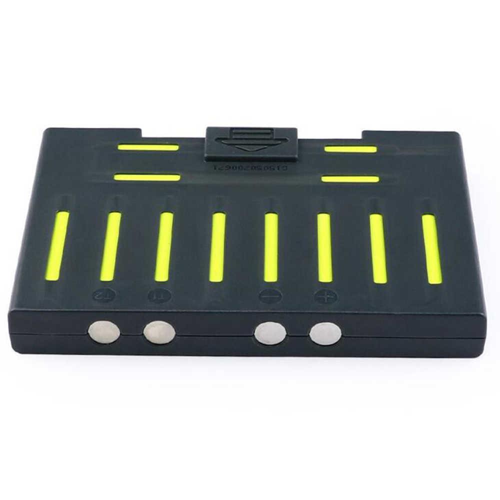 DVISI 14,4 v 2500mAh Ni-MH аккумулятор (для Cleanmate QQ6) аккумуляторные батареи для робота-пылесоса QQ6