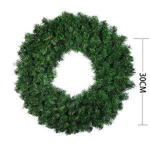 Image 2 - Hoyvjoy 홈 장식 화환 크리스마스 소나무 30 cm 40 cm 큰 garlandshalloween 추수 감사절 웨딩 파티 diy 장식