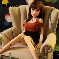 100 115cm Sex Dolls Real Adult Life Big Breast Vagina Sex Toy for Men Tpe Sexy Dolls Full Size Silicone with skeleton Love Doll!