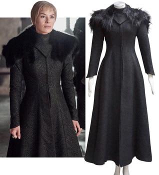 Queen Cersei Lannister Cosplay Costume