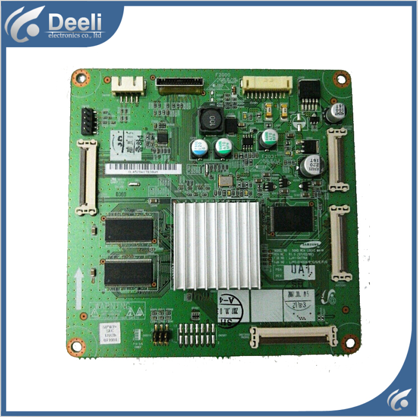 95% New used original good Working for LJ41-04776A LJ92-01452A S50HW-YB0 Board used board for logic board lj41 08387a lj92 01705 working good