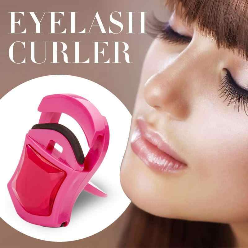 Bearpaw Penjepit Bulu Mata Wanita Tahan Lama Idep Atlet Curling Putra Hot Pink Makeup Klip Alat Make Up