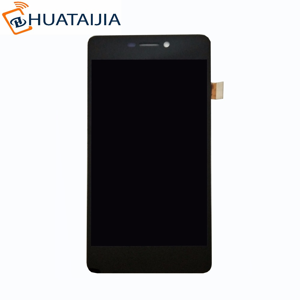 for Micromax Q4251 LCD Display Touch screen digitizer panel sensor lens glass Assembly 5
