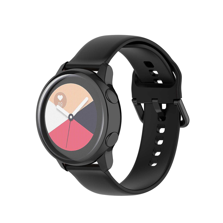 Per Samsung Galaxy /S3 Frontier/ S3 Frontier/Attivo SM-R500 Orologio Orologio Telaio di Copertura Della Cassa Della Cinghia di Protezione Shell box di protezione