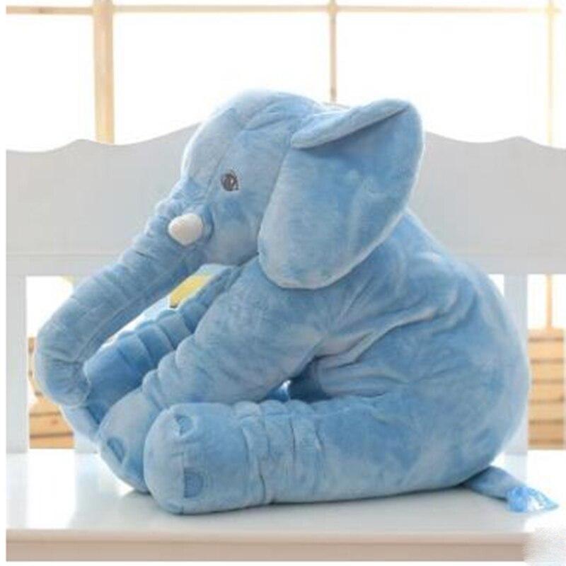 Stuffed e Plush Animais bonito macio grande elefante de Animais : Elefante