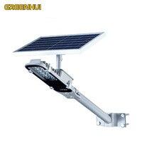 high quality 10W solar panel light sensor 12led street light outdoor waterproof soalr led lamp system For Garden road light