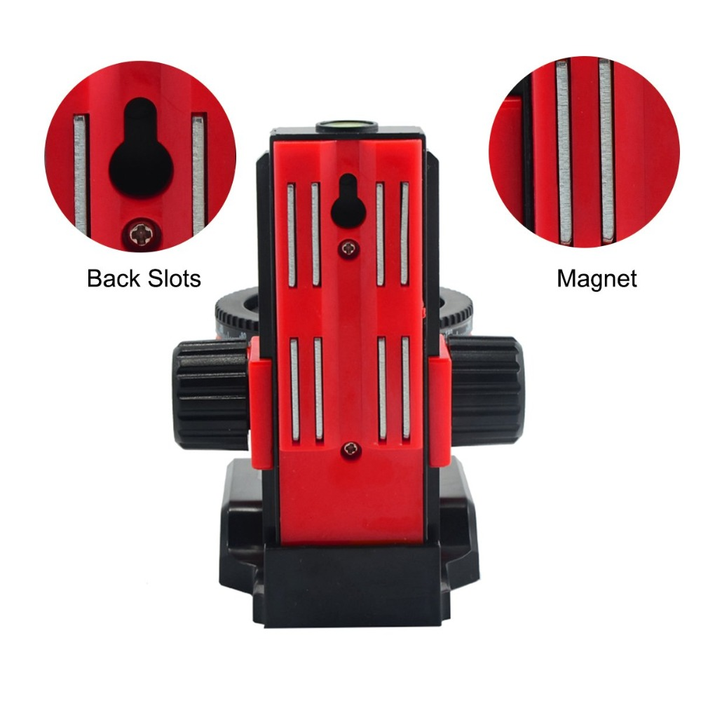 "Image 3 - FIRECORE F905 1/4"" Interface Adjustable Scale Bracket For Mini Laser Level Self Leveling Bracket Base Can Adjusting Up And Down-in Instrument Parts & Accessories from Tools"