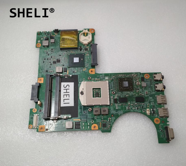 US $50 93  SHELI For Dell N4030 Motherboard 48 4EK01 021 H38XD 0H38XD CN  0H38XD-in Motherboards from Computer & Office on Aliexpress com   Alibaba