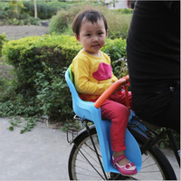 Hot Sale Bean Bag Chair New Metal Baby Seat Bicycle Child Seat After Electric Rear Folding