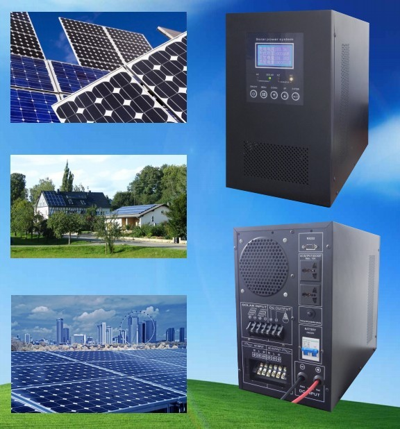 24v/48v 1000w solar inverter with controller hybrid.inverter 1000w,controller 20A,grid tie charger 10A,LCD display,intelligent