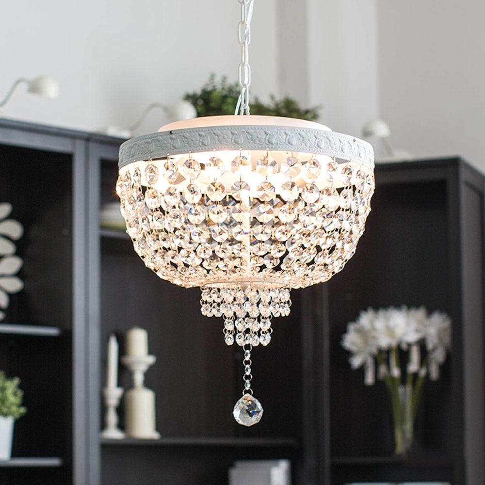 HGHomeart Mode Kristall kronleuchter LED Kreative Kronleuchter ...