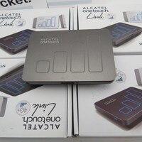 Бесплатная доставка новых оригинальных разблокирована cat6 300 Мбит/с Alcatel Y900 LTE 4 г Wi Fi маршрутизатор с слот sim карты и 4 г Мобильный Wi Fi Маршрутиз