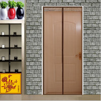 2017 New Curtalns Doors Anti Mosquito Magnetic Curtain Kitchen Window Curtain For Living Room Bedroom With
