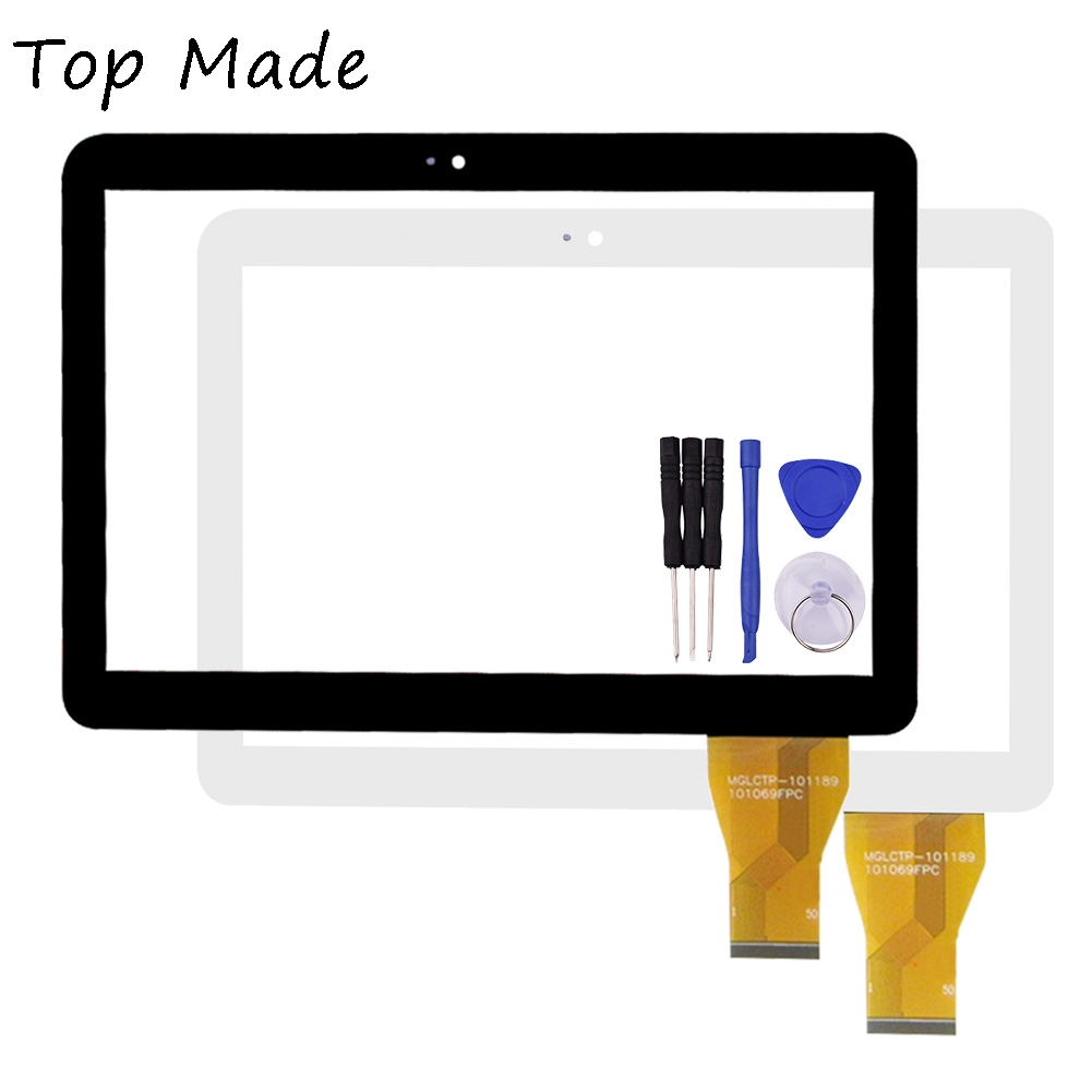 10 1 Inch for MGLCTP 101189 101069FPC Tablet Touch Screen Touch Panel Digitizer Glass Sensor Replacement