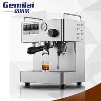 ALDXC7 CRM3012,Italian semi automatic coffee machine home commercial pump pressure stainless steel coffee machine steam net