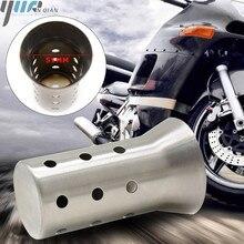51 Mm Universele Motorfiets Accessoires Uitlaatpijp Uitlaat Insert Baffle Db Killer Silencer Voor Ducati Monster 696 796 796 848