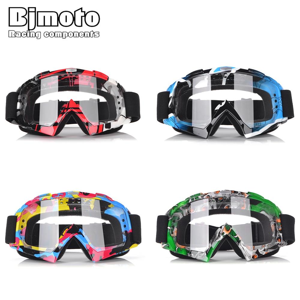 New Professional Motocross Goggles ATV Off Road Dirt Bike Outdoor Glasses Motorbike Goggles For Motorcycle Helmet Glasses