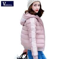 New Autumn Winter Jacket Coat 2017 Women Parka Woman Clothes Solid Long Sleeve Jacket Slim Women